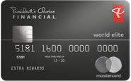 <em>PC Financial</em> World Elite Mastercard®
